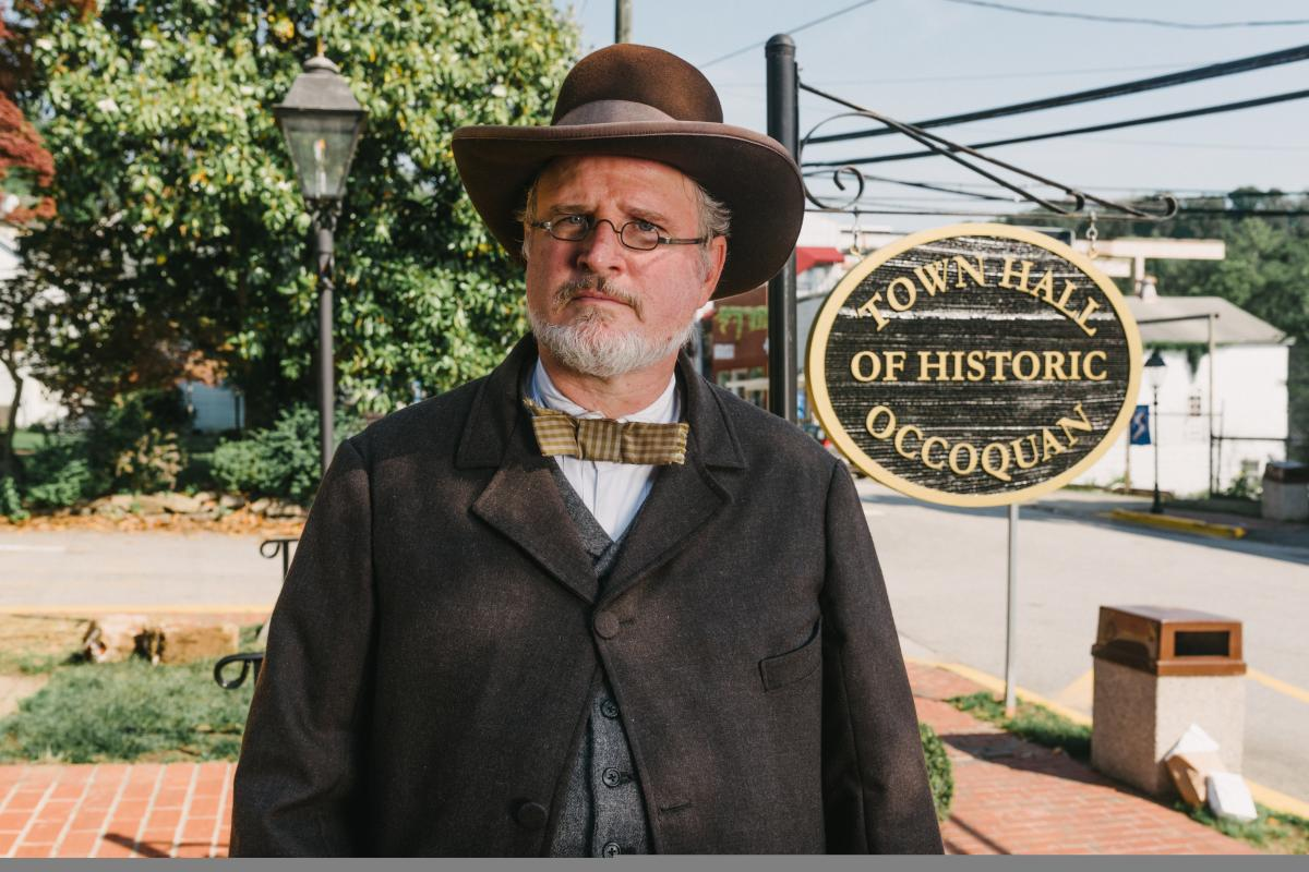 occoquan historic volunteer