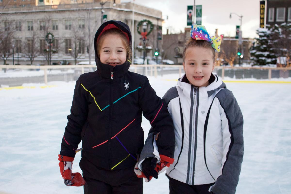 Monument Square Ice Rink