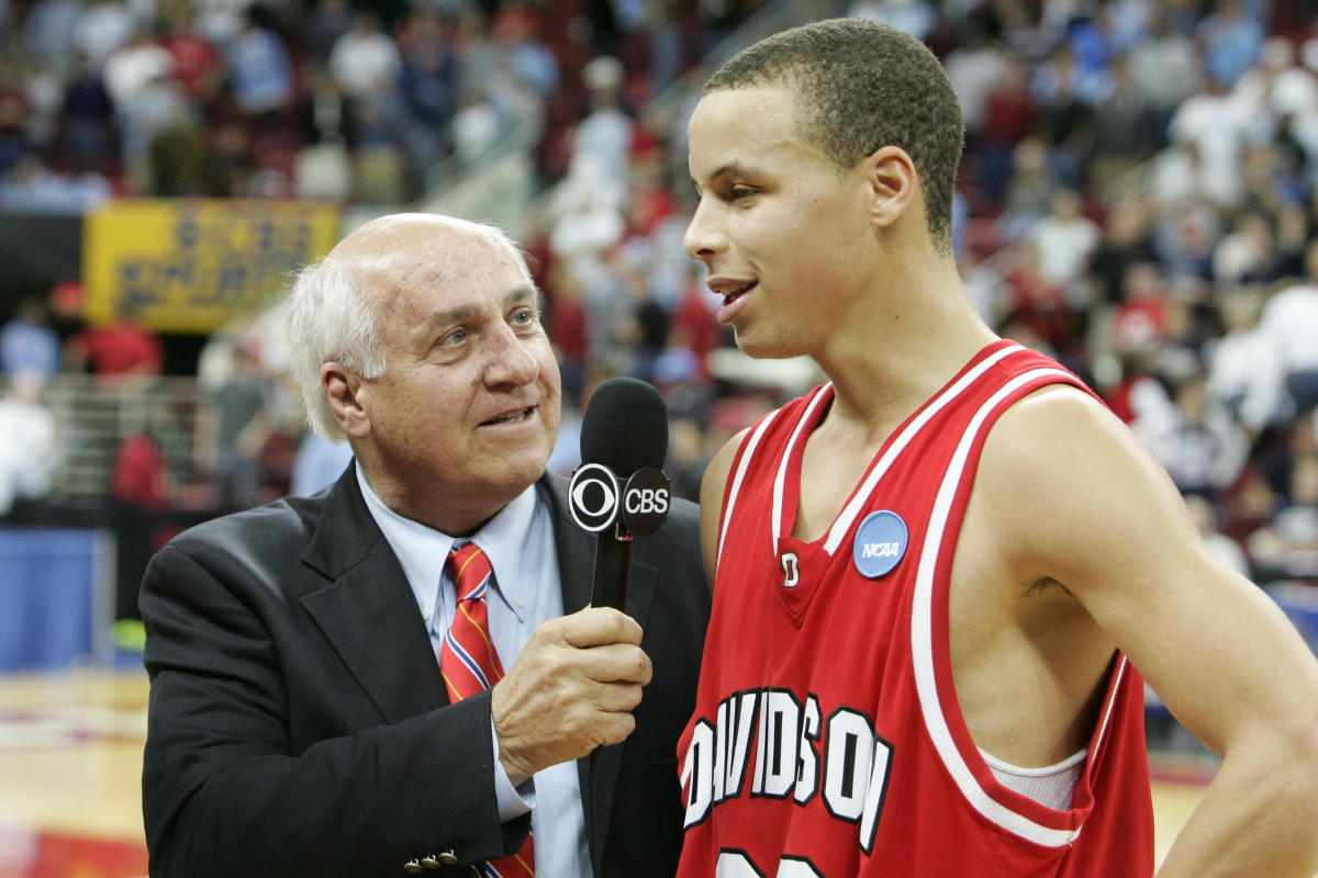 Steph Curry, 2008 NCAA Tournament