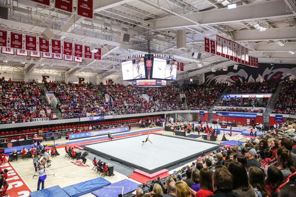 2018 NCAA Gymnastics Regional