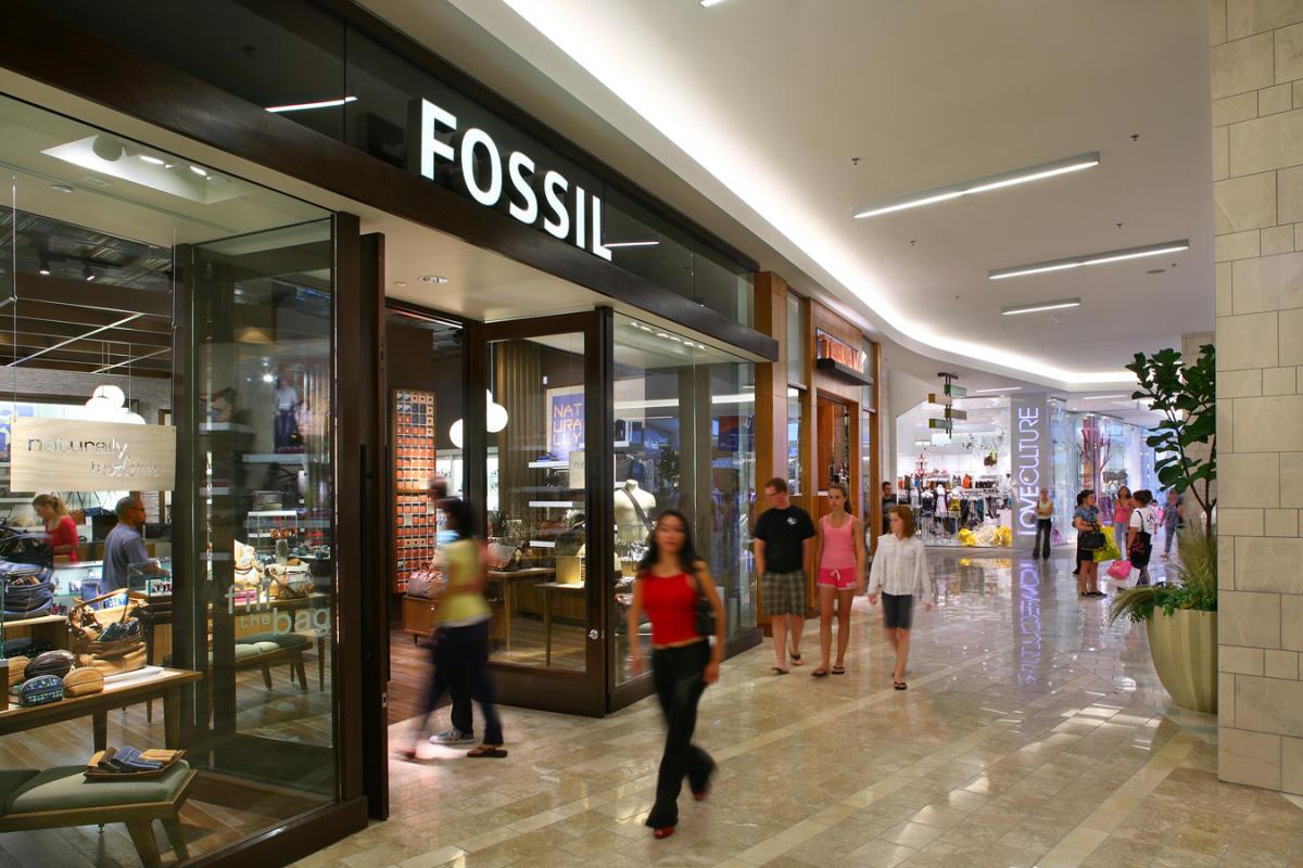 Westfield Southcenter Interior Shops