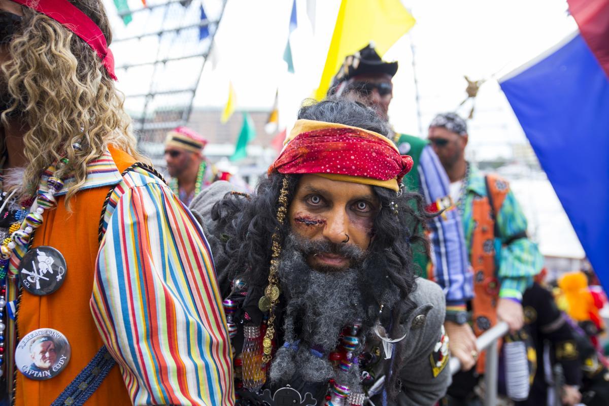 Gasparilla Pirate