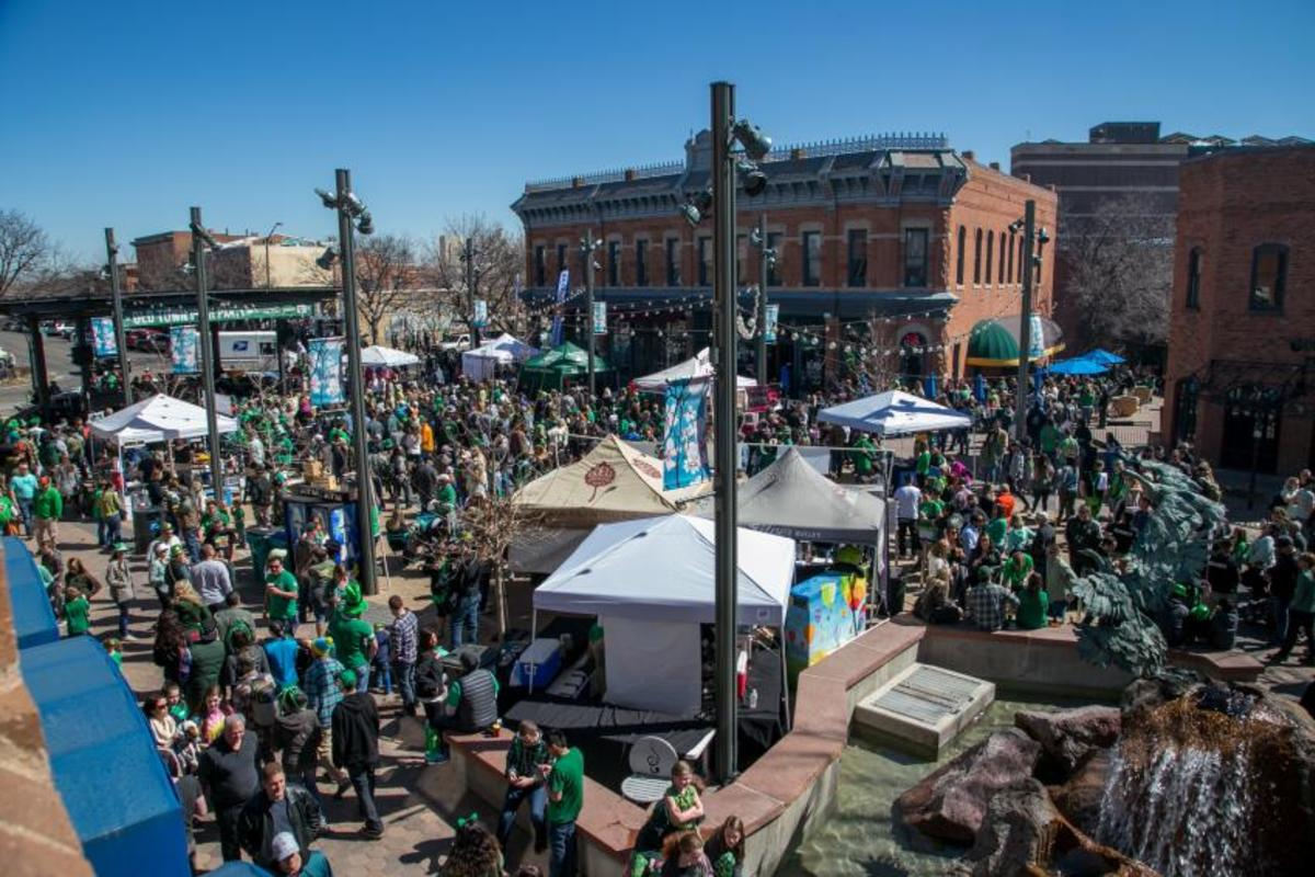 Old Town Irish Party