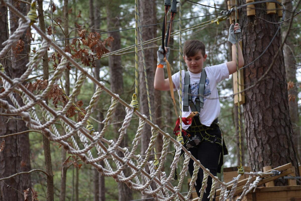 TreeRunner Adventure