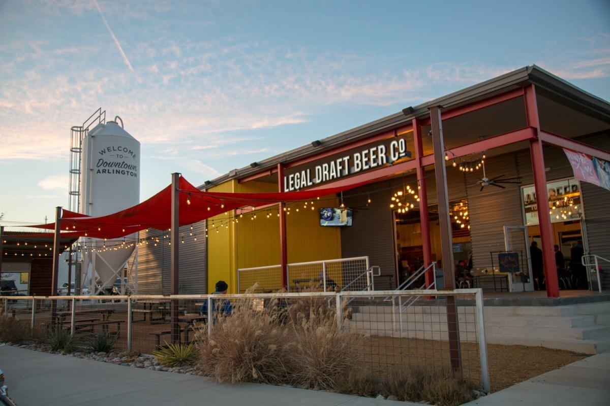 Legal Draft Brewery - Arlington, Texas