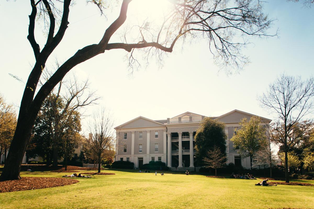 Hunter-Holmes-Academic Building - University of Georgia