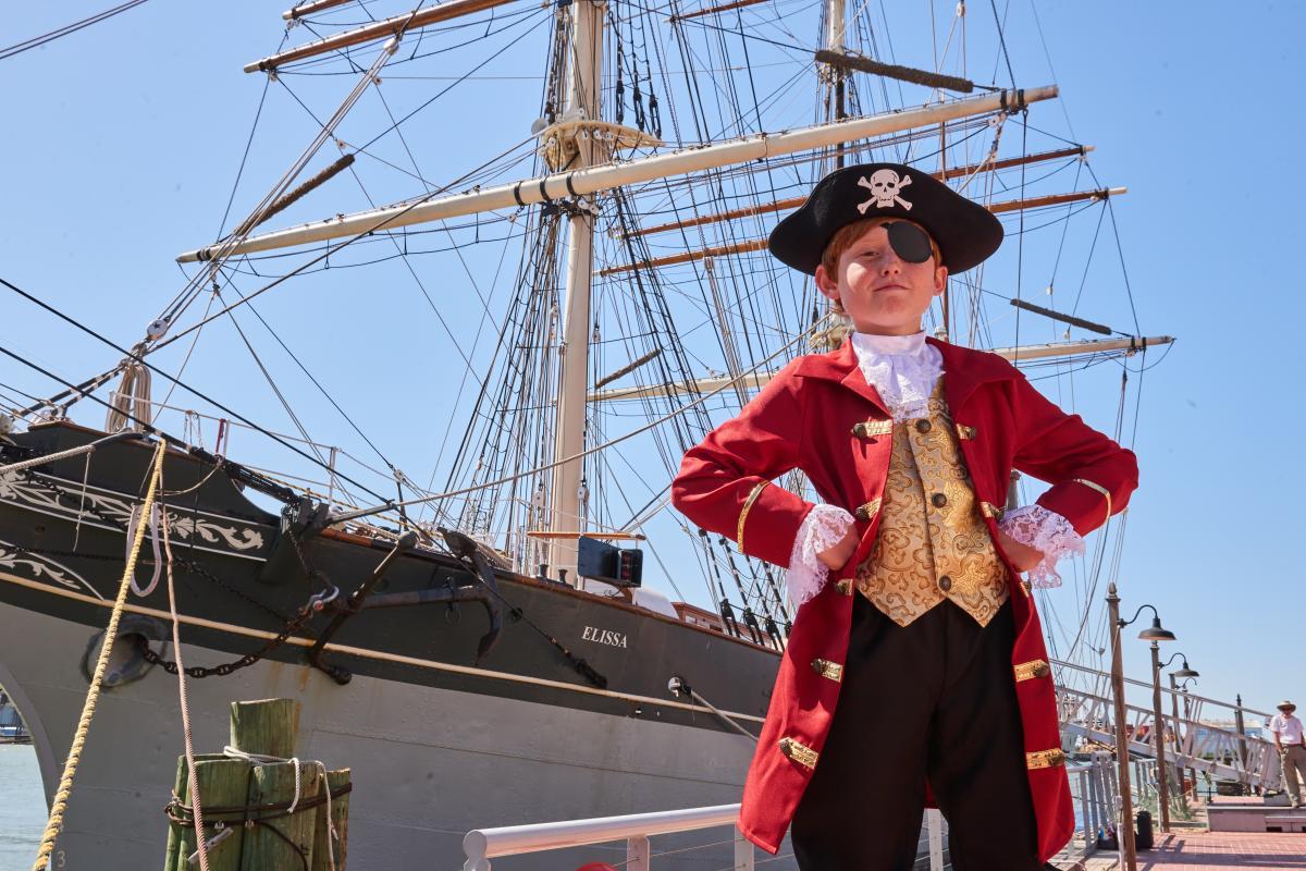Pirates Galveston