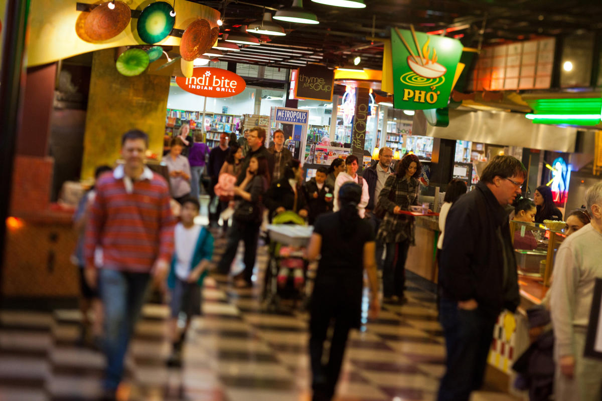 Crossroads Food Court