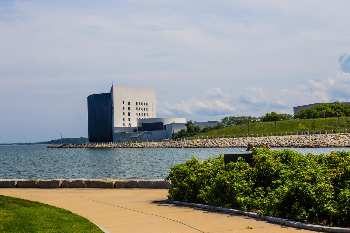 Dorchester and JFK Library