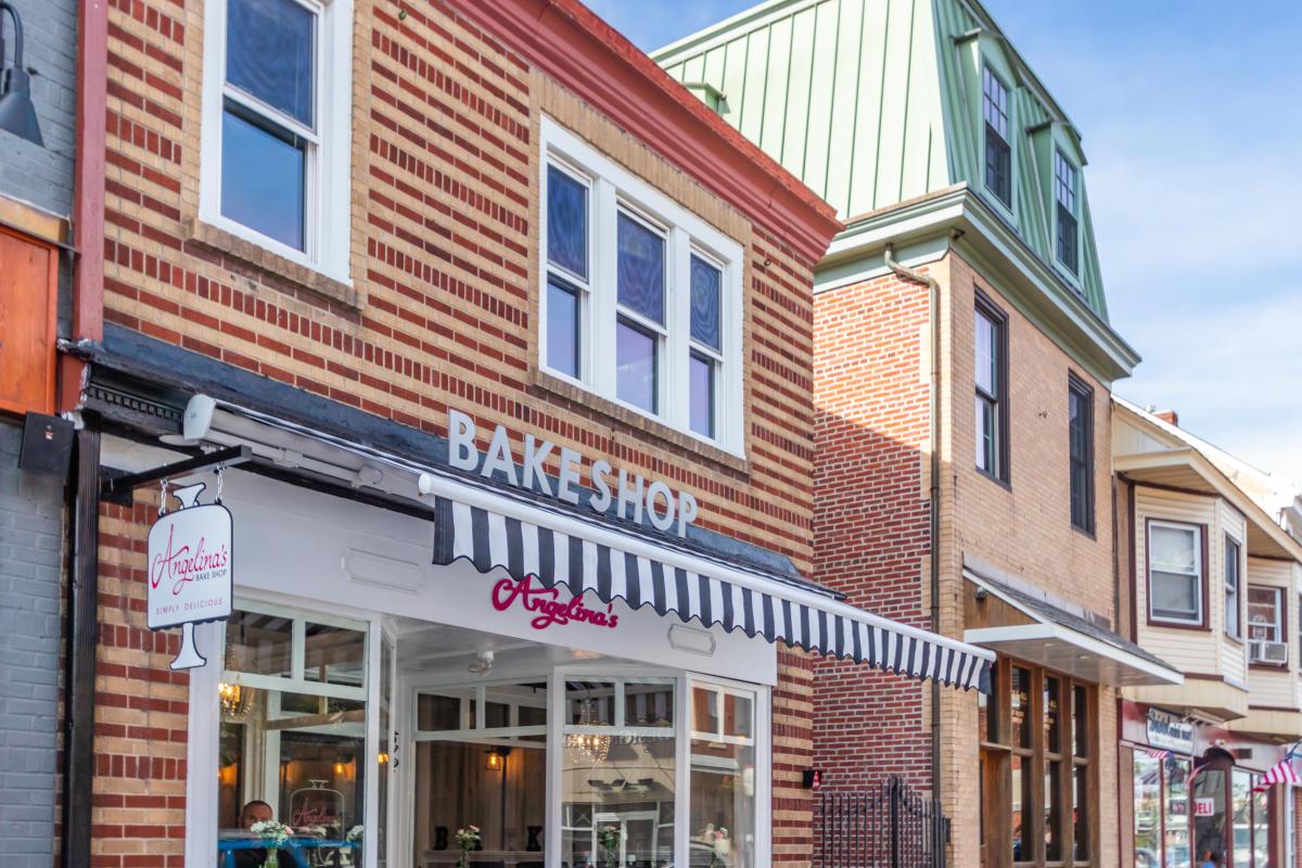 Angelina's Bake Shop