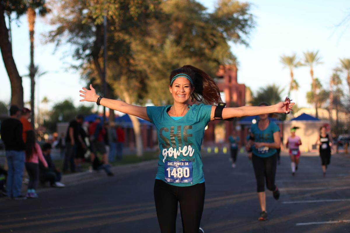 SHE Power 5K & Half Marathon