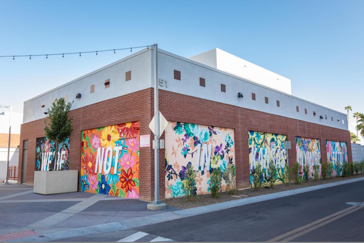 Overstreet Murals