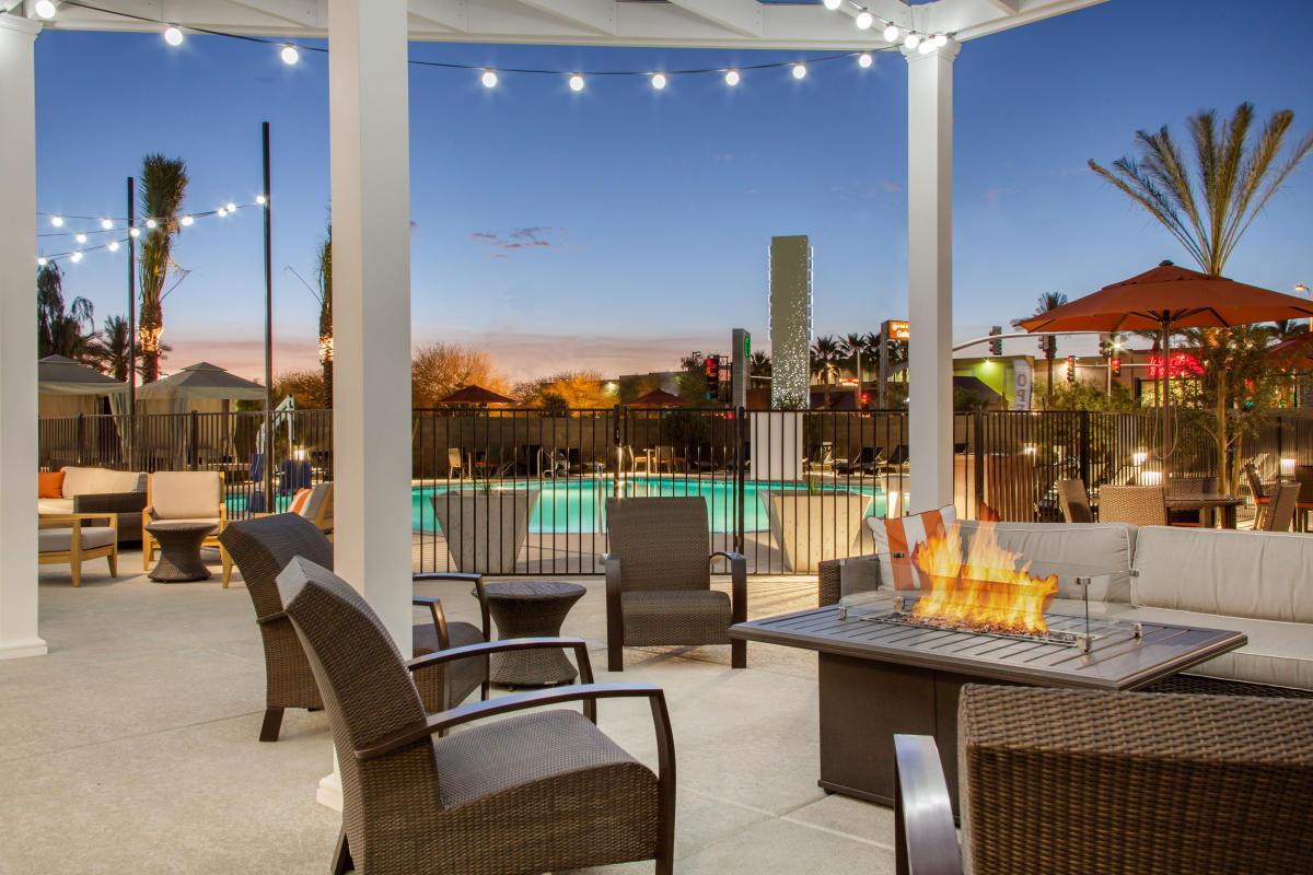 CAMBRiA Hotel Phoenix Chandler - Pool