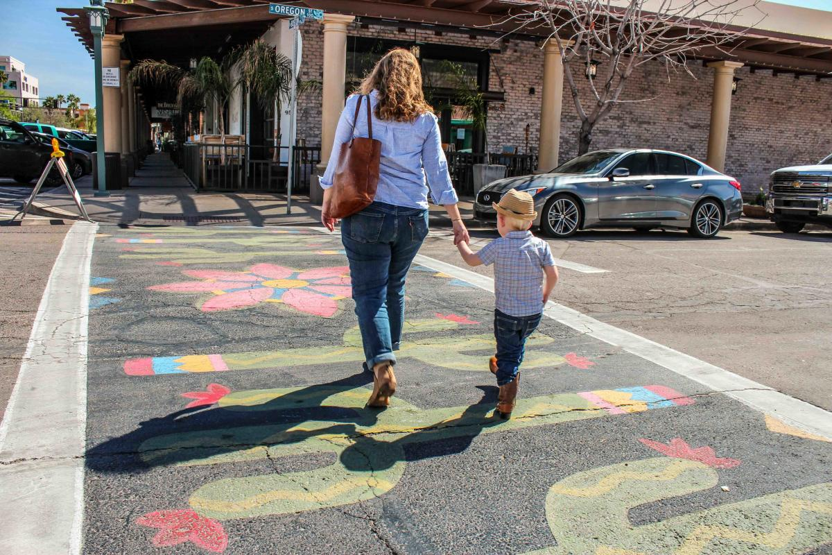 Family Fun in Downtown Chandler