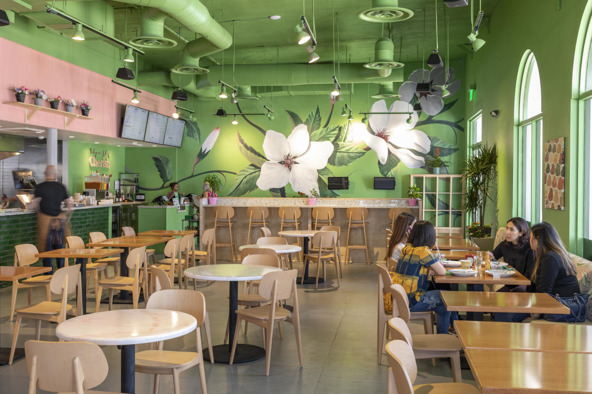 Cherish Farm Fresh Eatery - Interior