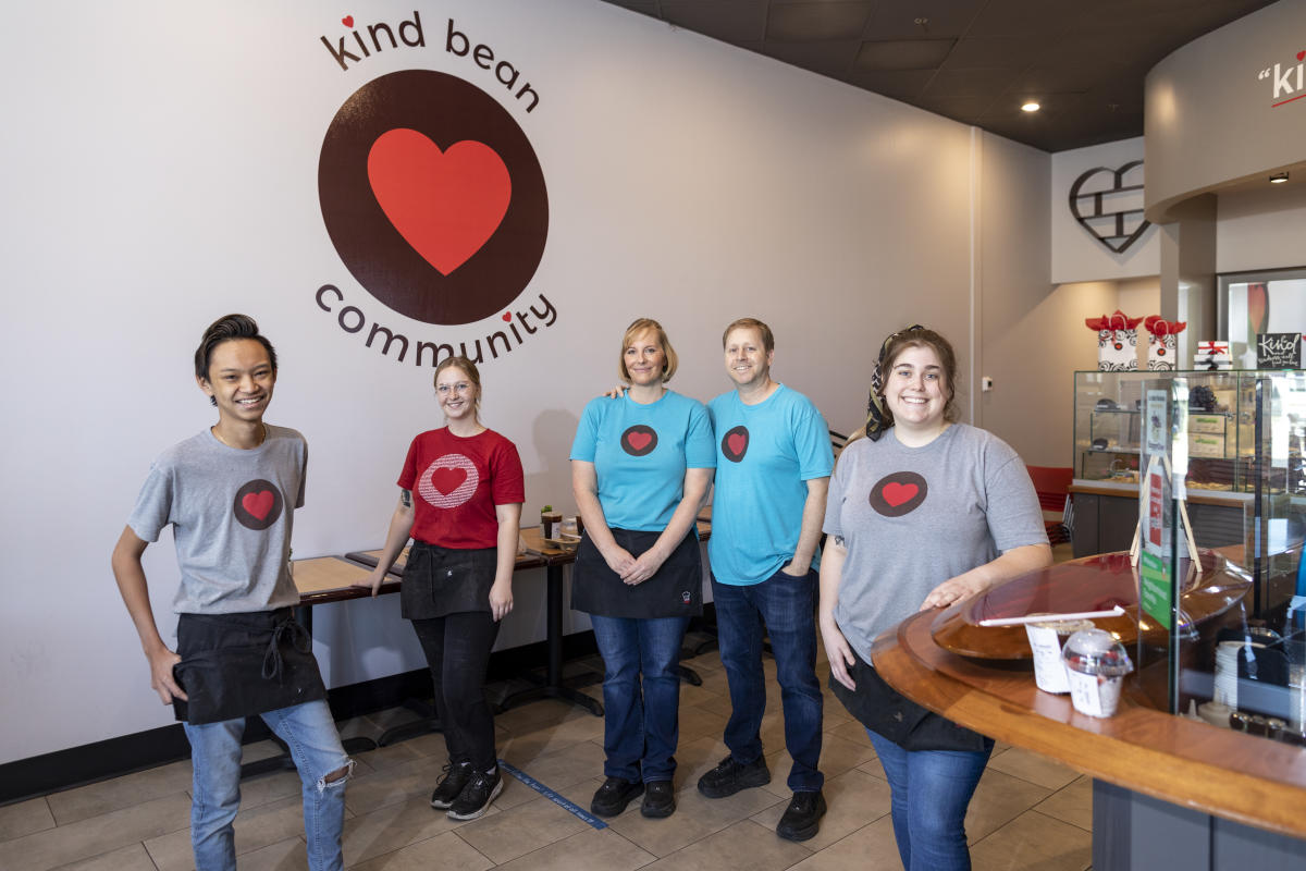 The Kind Bean - Meet the Team