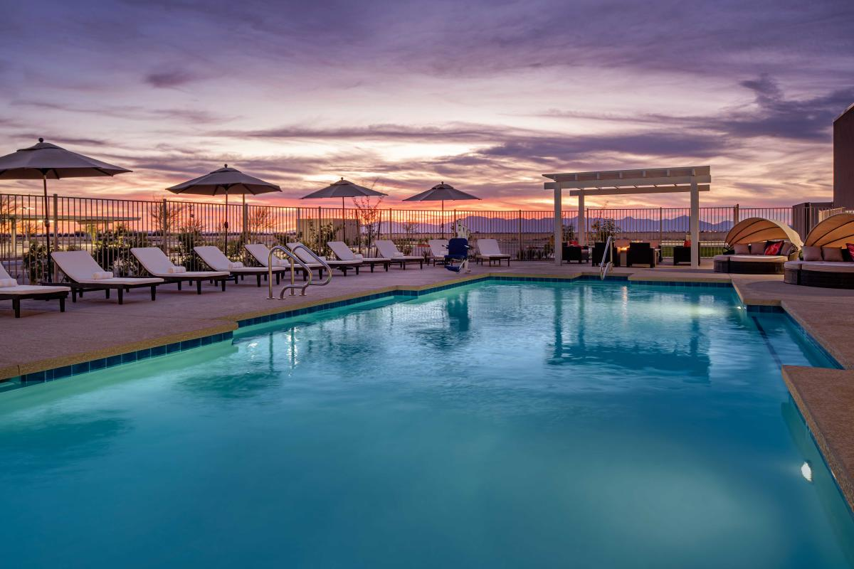 Marriott Phoenix Chandler - Pool