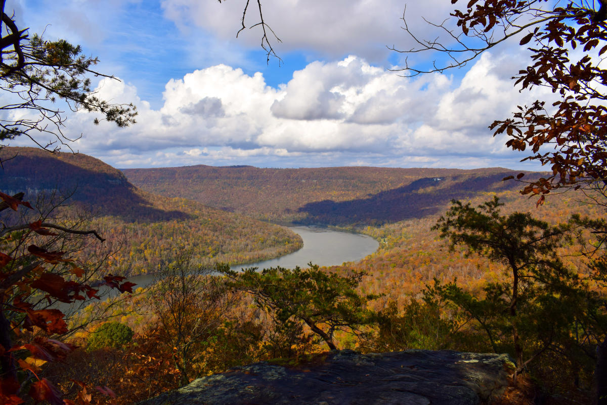 Raccoon Mountain_TVA_Fall