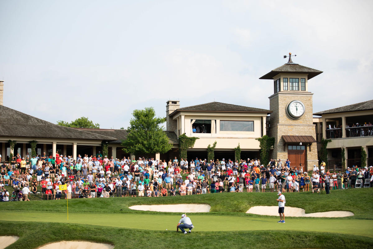 the Memorial Tournament, presented by Nationwide, at Muirfield Village Golf Club