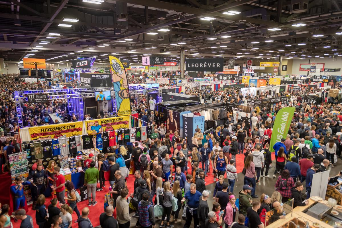 Arnold Sports Expo 2019