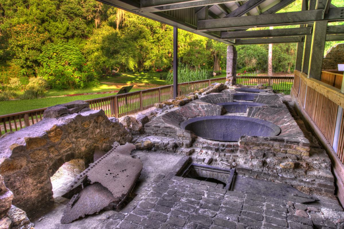 Sugar Mill Botanical Gardens and Bongoland