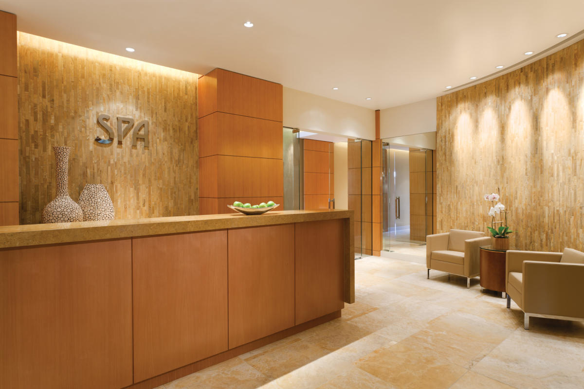 Four Seasons spa in Denver