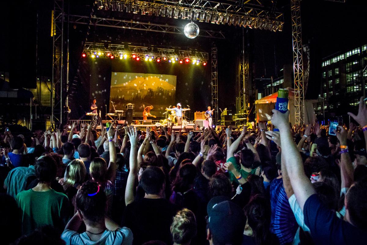 Catch Des Moines - 80/35 Music Festival