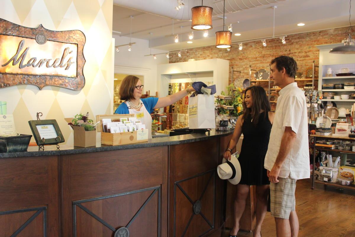 Marcel's Shop