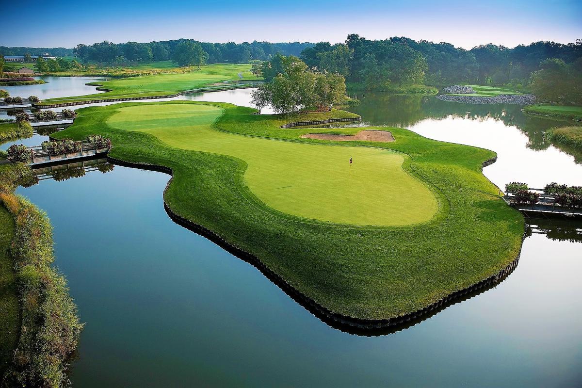 Secondary Navigation - Golf
