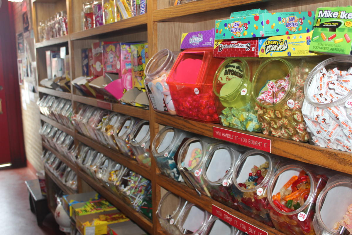 Wall of Candy