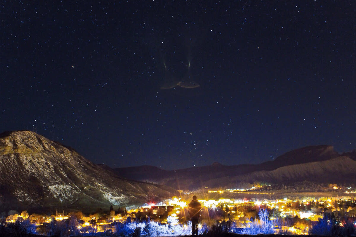 Durango, CO Night Photography