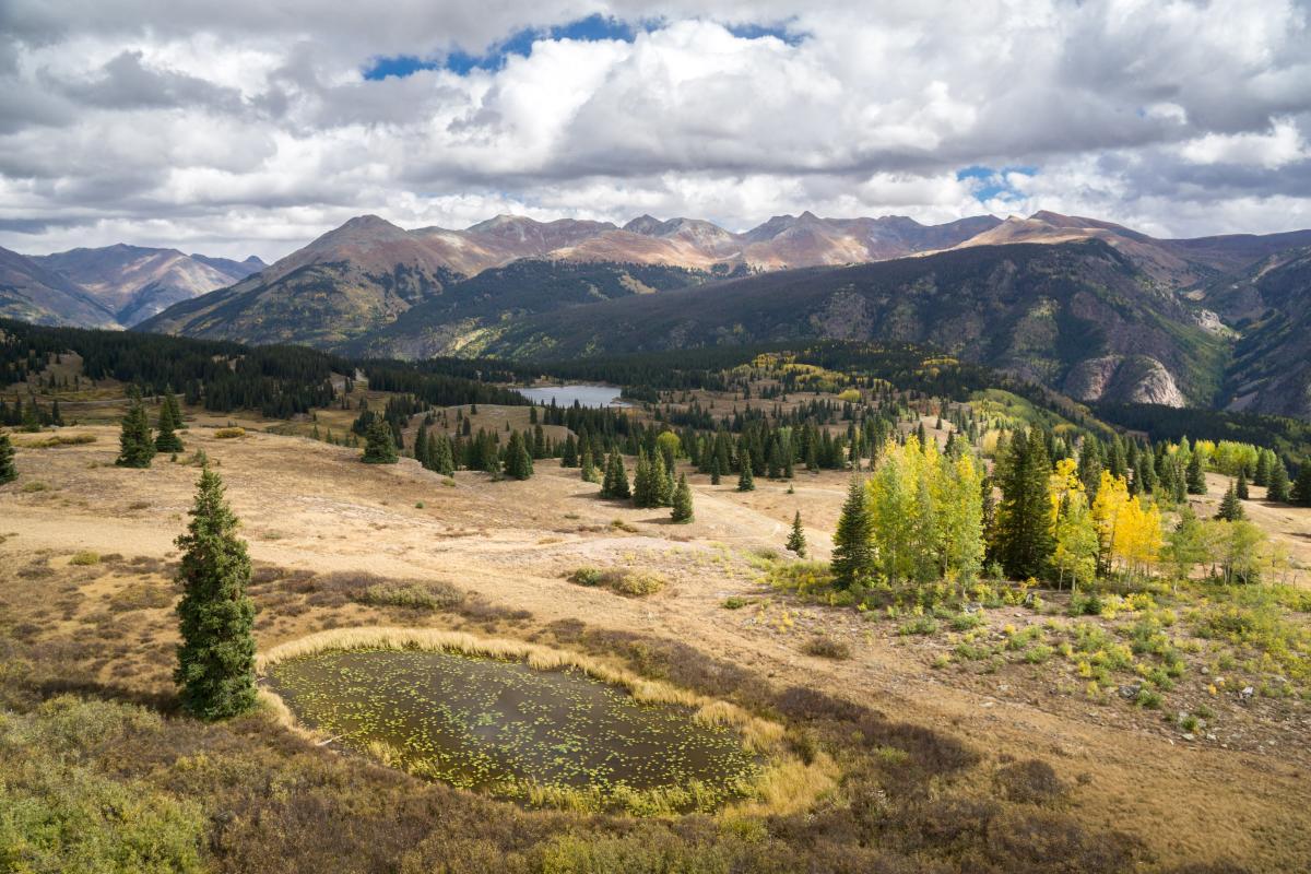 Molas Pass Overlook, Durango, CO