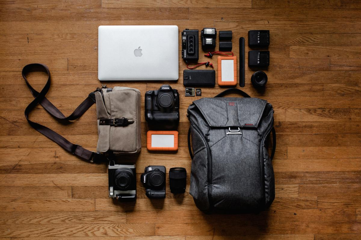 Photography gear for landscape photography Durango, CO