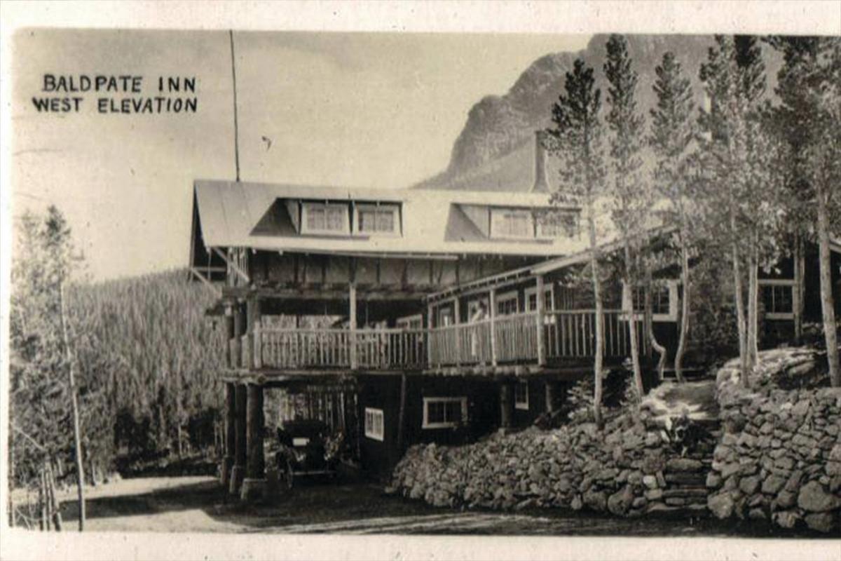 Baldpate Inn Historic