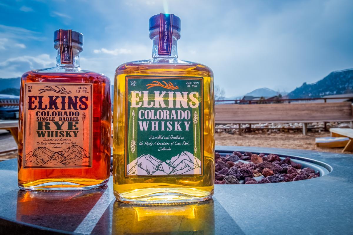 Elkins Distilling Co Whisky