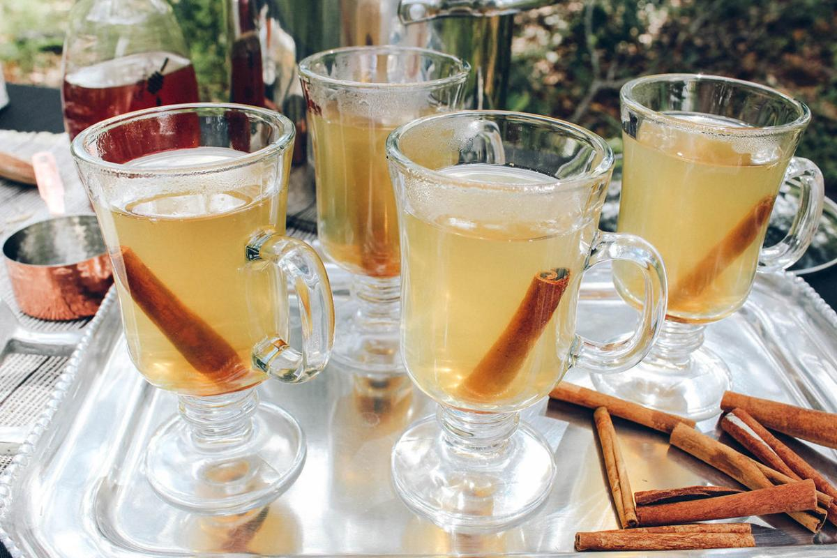 Warming Hot Toddy