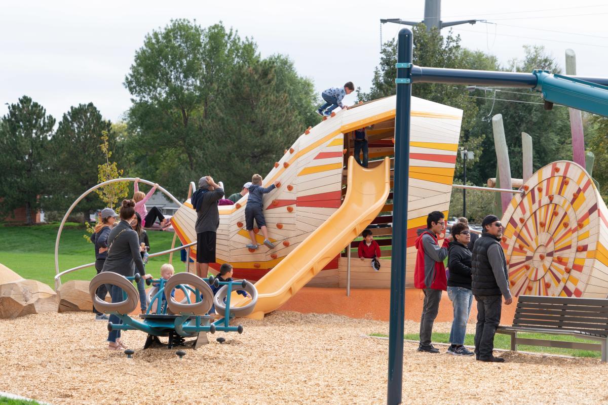 Sugar Beet Park Credit City of Fort Collins