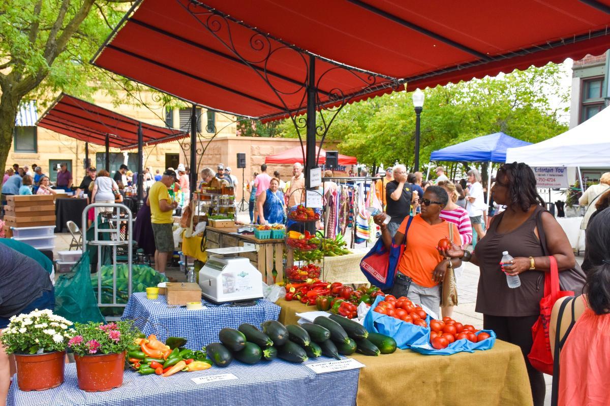 YLNI Summer Farmers Market 2016