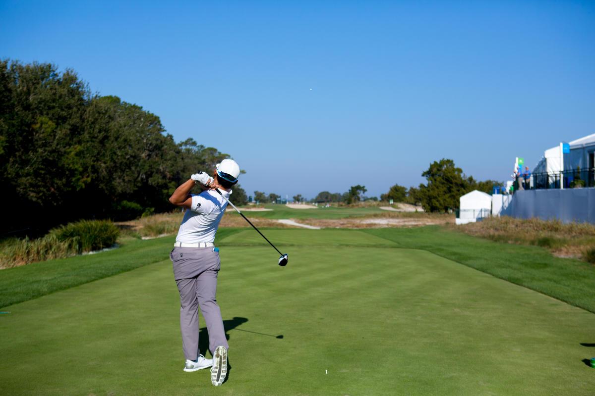 RSM Golfer