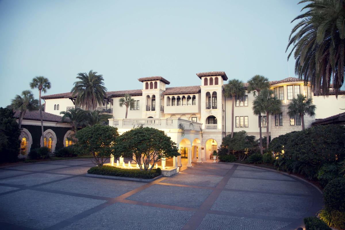 The Cloister hotel provides a true luxury experience to all guests who visit Sea Island, GA