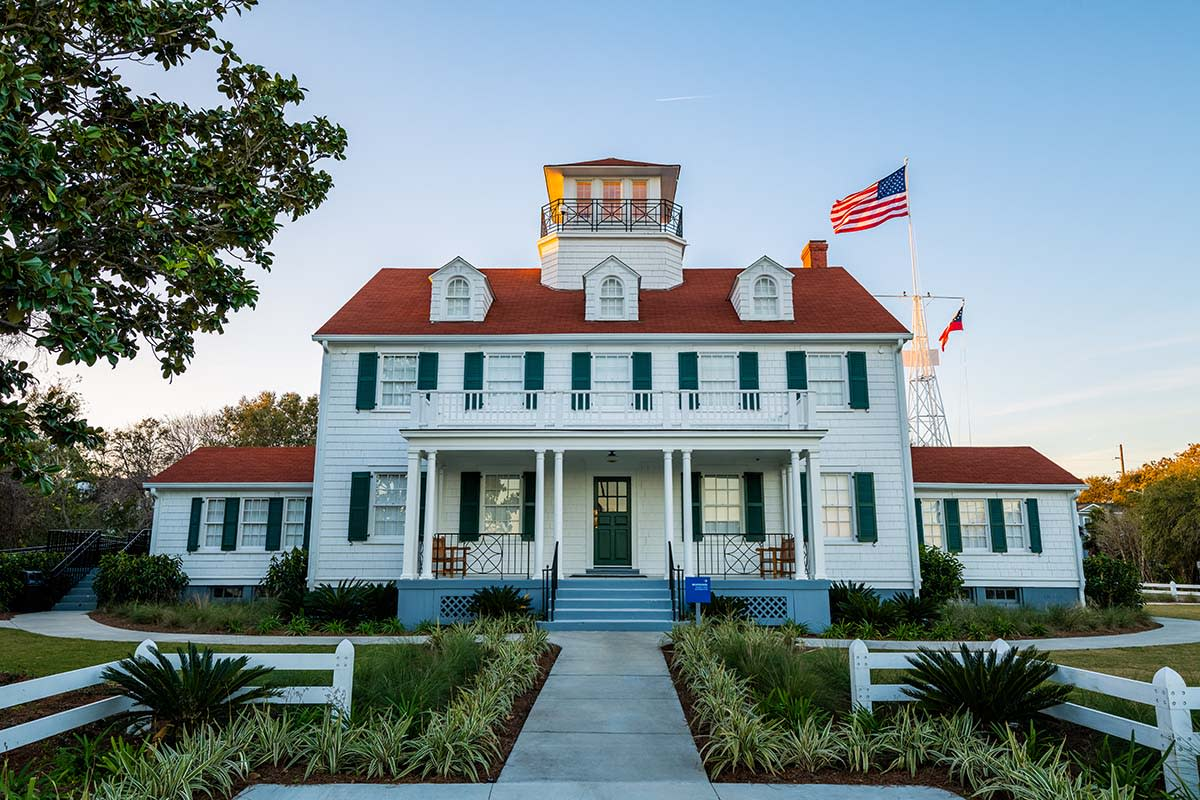 This new museum on St. Simons Island, GA delves into the role Coastal Georgia played during World War II