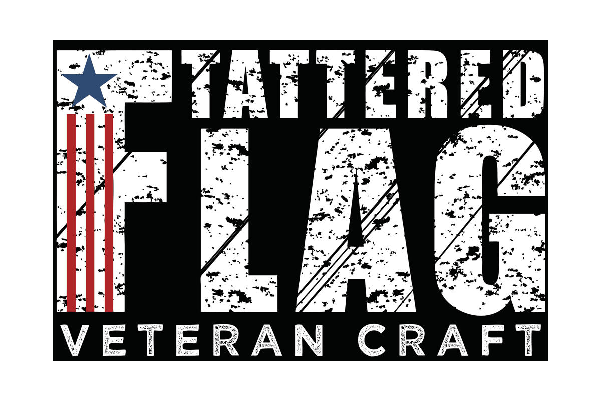 Tattered Flag Logo