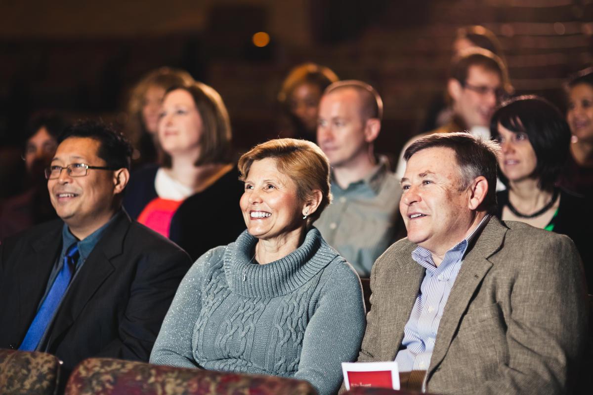 Whitaker Center - Harrisburg - Theatre