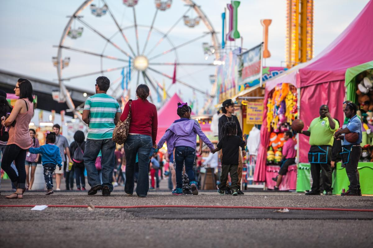State Fair in Beaumont