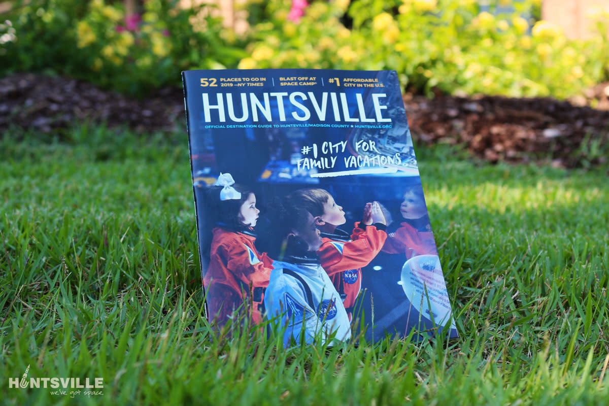 Huntsville Destination Guide - promo
