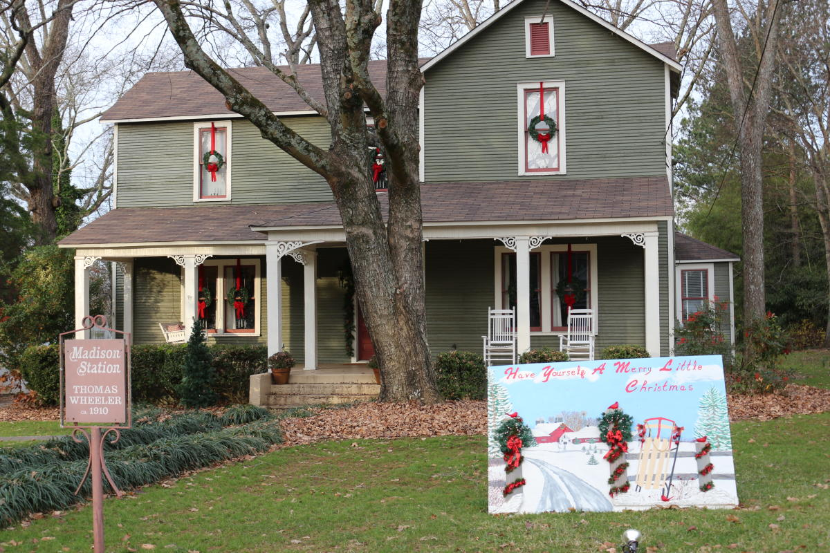 Christmas Card Lane