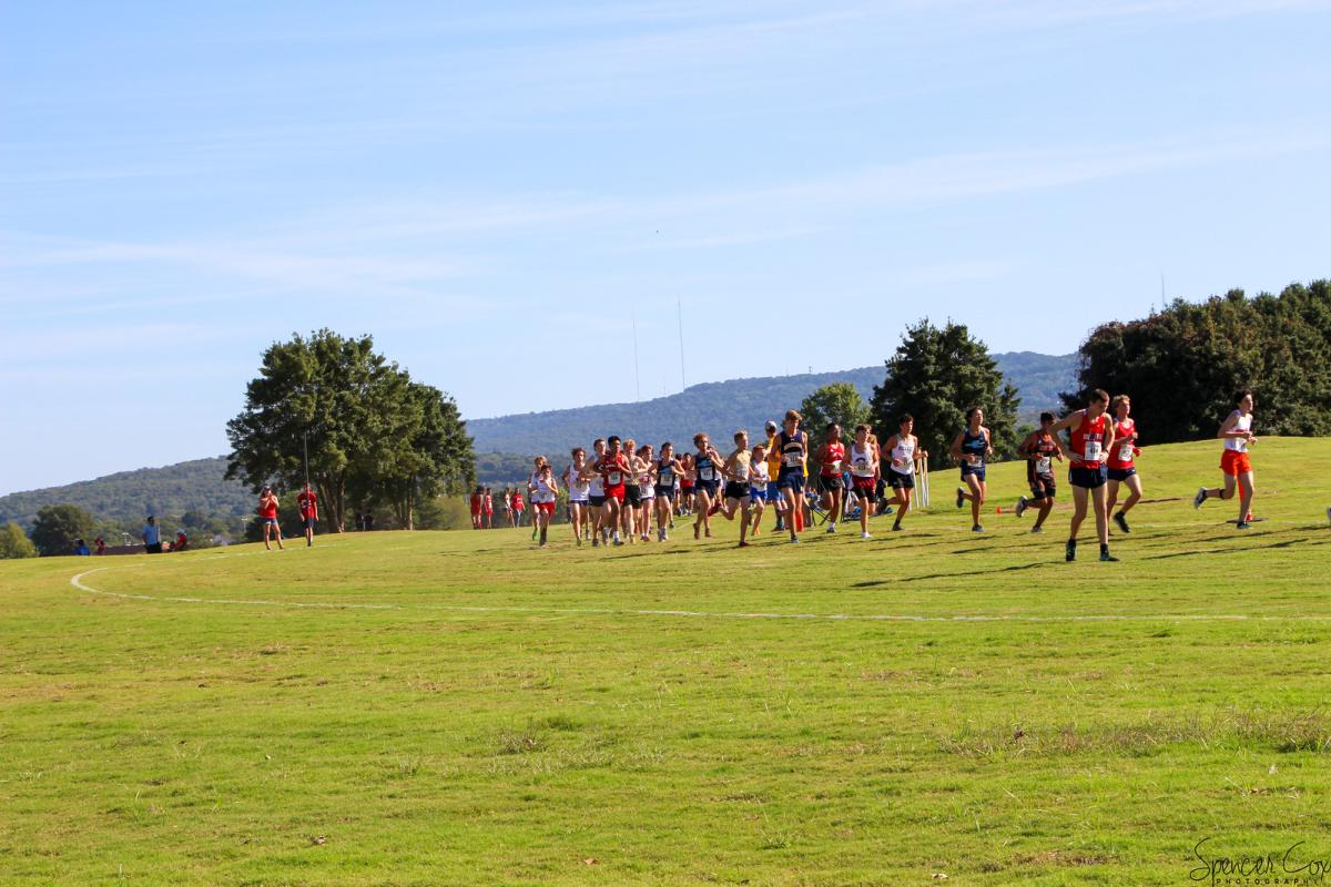 John Hunt Park Cross Country Course Southern Showcase 2019