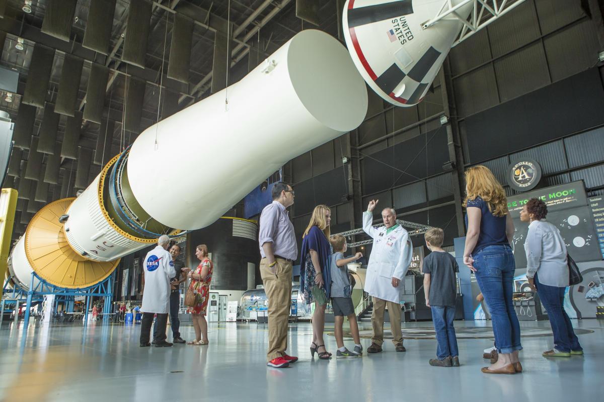 Davidson Center - Rocket Center - ATD