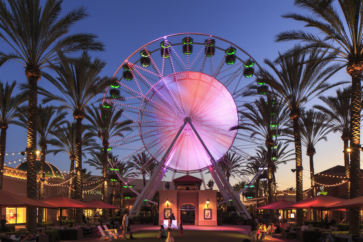 Discover Irvine, CA - Irvine Spectrum Center