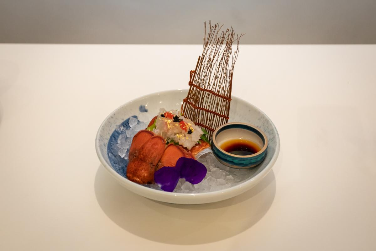 O-Fine-Japanese-Cuisine-live-lobster-tail
